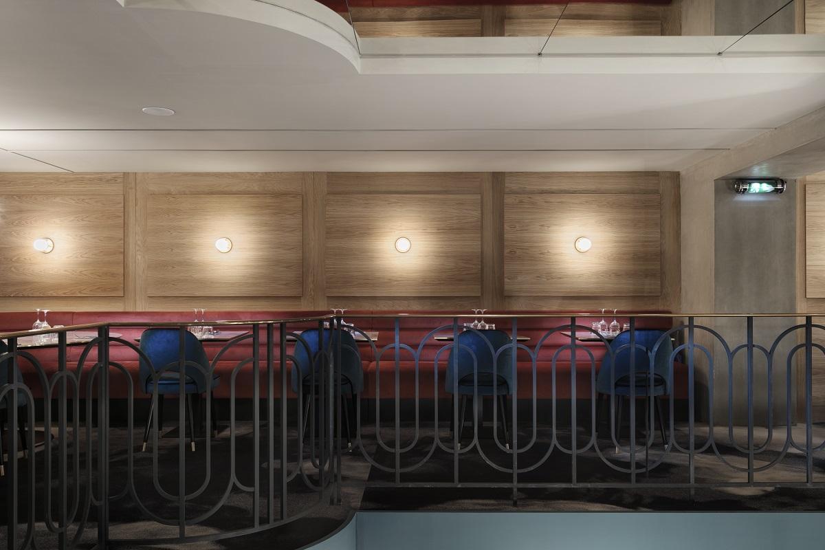 Banquettes & habillages muraux (3)- Crédit photo Studio 614