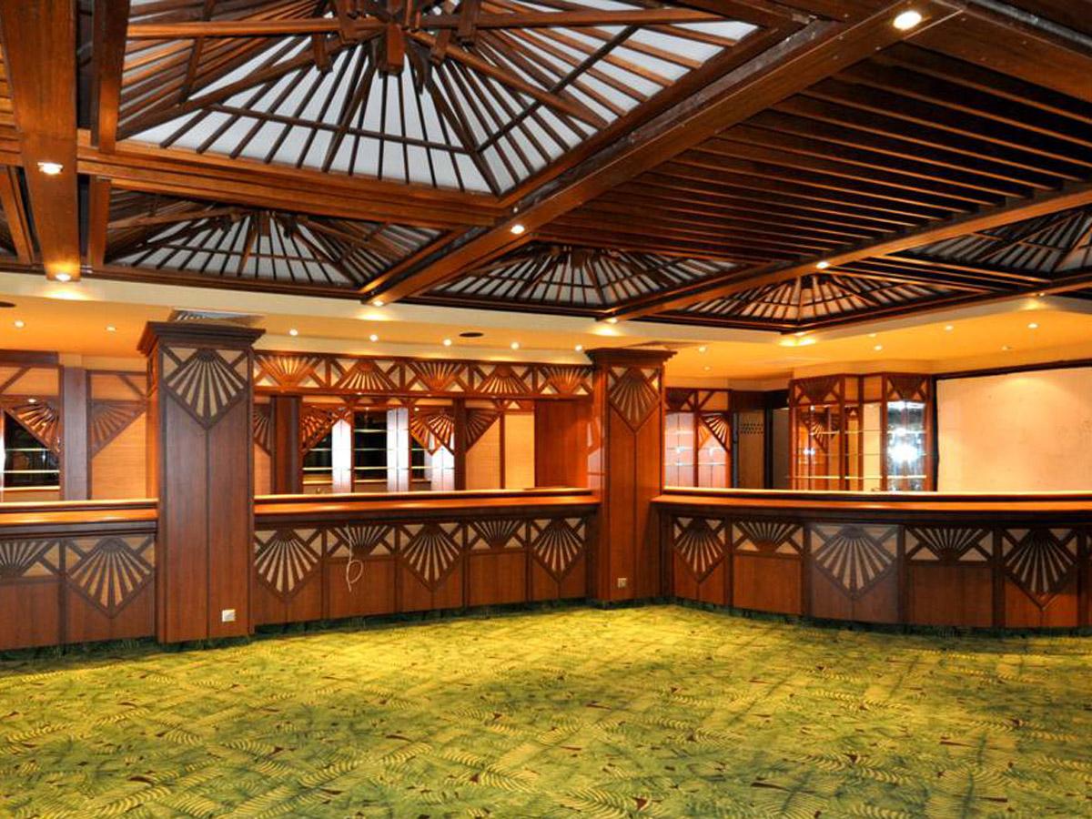 Aménagement complet hôtel sur Abidjan